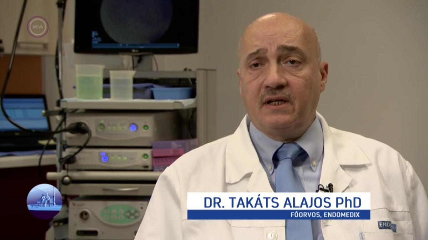 Dr. Takáts Alajos PdH